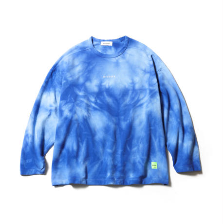 Deep Concentration TIE DYE LS Tee