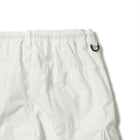 Extra Wide BDU Pants(WHITE)