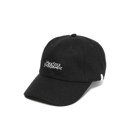 WOOLY CLASSIC LOGO CAP(BLACK)
