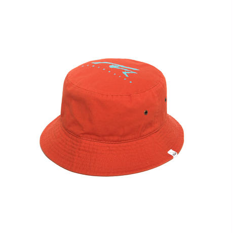 CLASSIC BUCKET HAT(ORANGE)