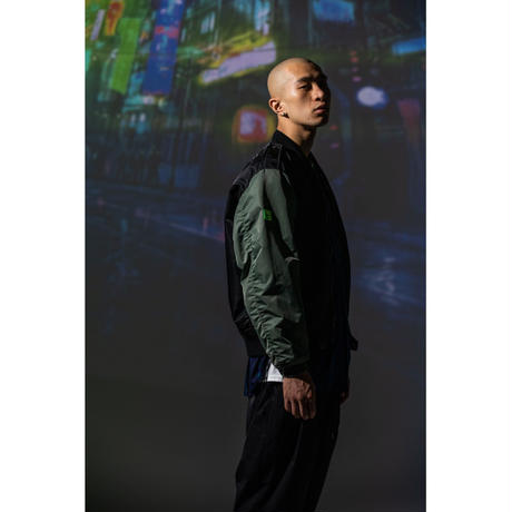 [COLLABORATION] Combined L-2B Flight Jacket by AVIREX USA®