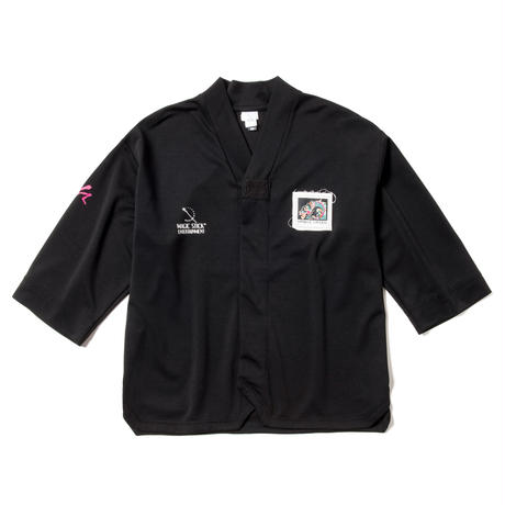 K.KAPHWAN TRAINING SHIRT(BLACK)