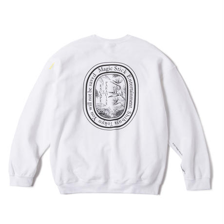 PARADISE CREW SWEAT SHIRT