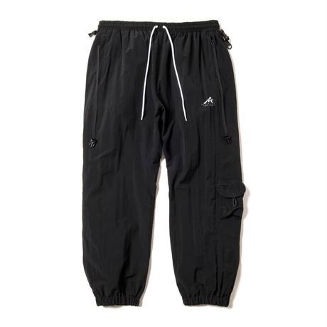 CLASSIC NYLON PANTS (TRIPLE BLACK)