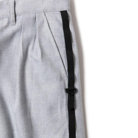[EXCLUSIVE]  CLASSIC MIL TROUSERS (GREY)