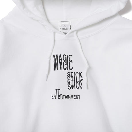 FLYER HOODIE (WHITE)