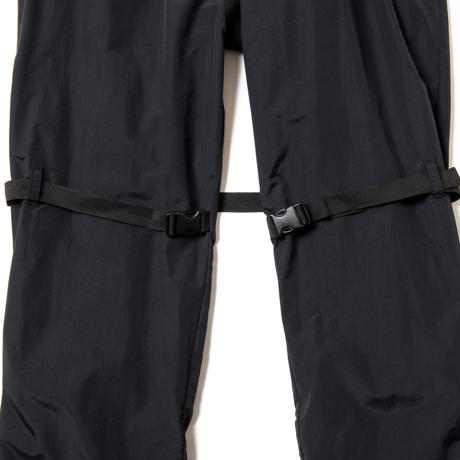 RAVERS NYLON BONDAGE PANTS(BLACK)