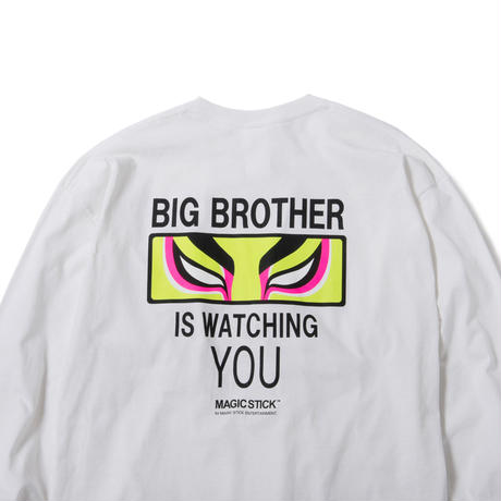 BIG BROTHER WATCHING YOU (WHITE)