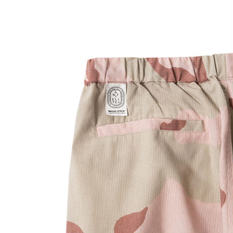 "SEER ""SUCKER"" CROPPED EASY TROUSERS"
