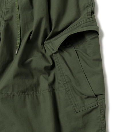 Extra Wide BDU Pants(OLIVE)