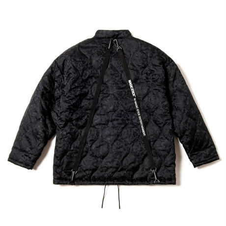 FUTURE QUILT CHINA PUFF JACKET (BLACK)