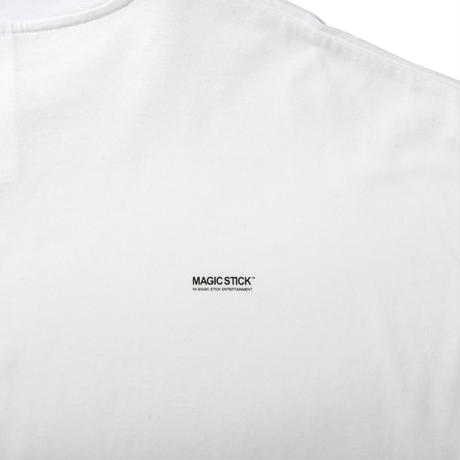 BASIC DOLMAN SLEEVE T v2 (WHITE)