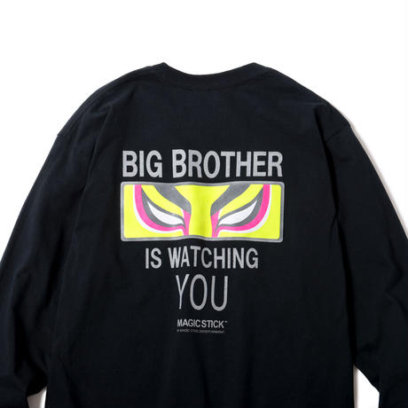 BIG BROTHER WATCHING YOU (BLACK)