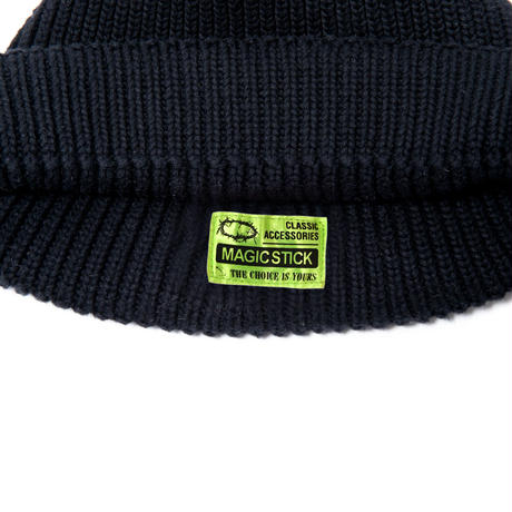 BALL WATCH CAP (BLACK)
