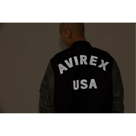 Combined L-2B Flight Jacket by AVIREX USA®