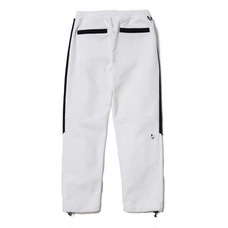 2 TONE WATER PROOF CLASSIC PANTS (WHITE)