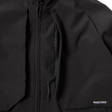 WINDPROOF TECH JACKET