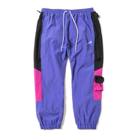 CLASSIC NYLON PANTS (PURPLE)