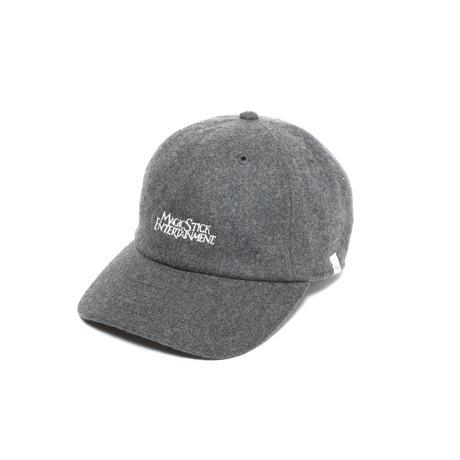 WOOLY CLASSIC LOGO CAP(GREY)