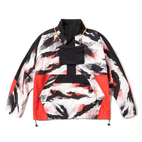 CLASSIC ANORAK TRACK JACKET(WHITE TIGER CAMO)
