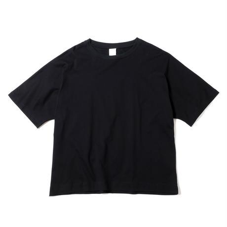 BASIC DOLMAN SLEEVE T v2 (BLACK)