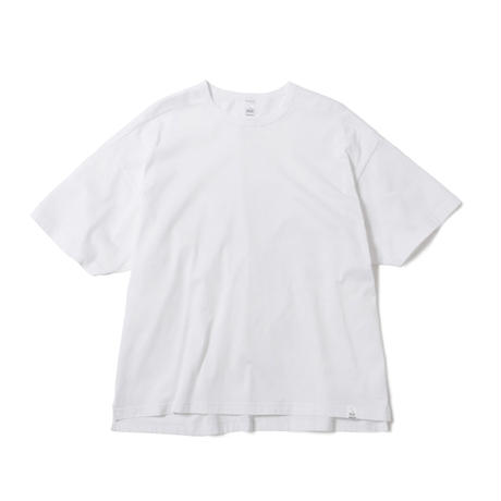 BASIC BOX TEE v2(WHITE)