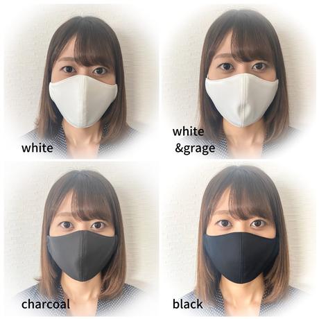 【 日本製 / 洗える立体布マスク 】