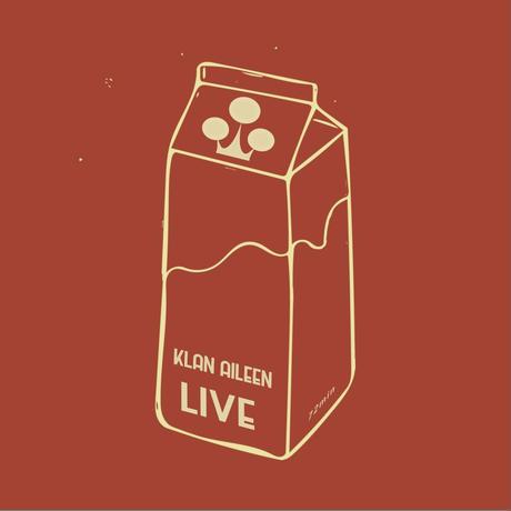 "【CD】Klan Aileen ""LIVE AT FEVER"" LIMITED PRESS"