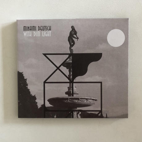 """【CD】""""WITH DIM LIGHT"""" by MINAMI DEUTSCH"""