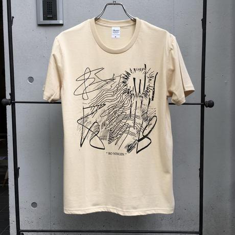 On Sale!【BO NINGEN】New T-shirts 2016