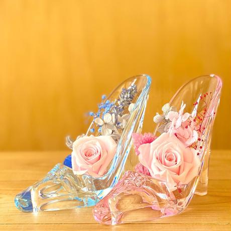 ガラスの靴 プリザーブドフラワー