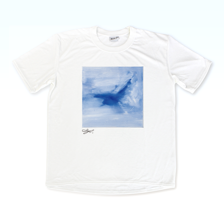 MAGO×BRING T-shirt【The Sky】No.3091