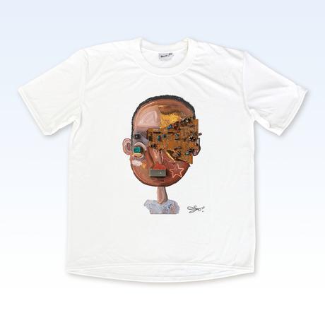 MAGO×BRING T-shirt【NEW COMER】No.2085