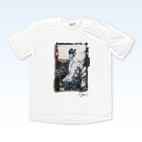 MAGO×BRING T-shirt【The Plastic Boy】No.1004