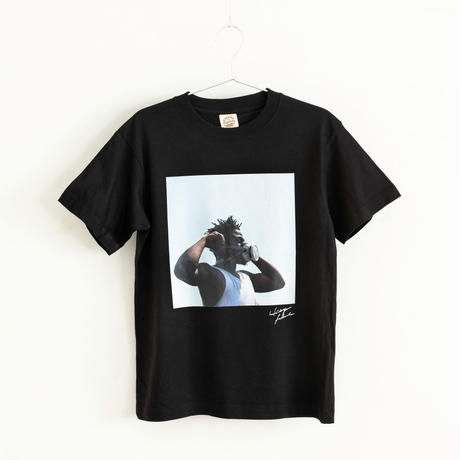 【Photo by 福田秀世】Tシャツ「Breathe」(オーガニックコットン)