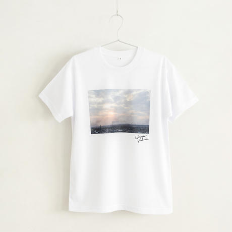 【Photo by 福田秀世】Tシャツ「E waste sea 2」(リサイクルポリエステル)
