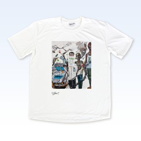 MAGO×BRING T-shirt【YOO!MAN!】No.0018