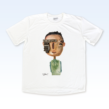 MAGO×BRING T-shirt【G20BOY】No.2082