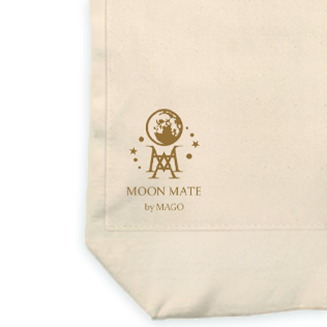 MAGO×ROOTOTE トートバッグ-L 2 【It will Be World Peace, If the Guns Have Covered By Condoms.】