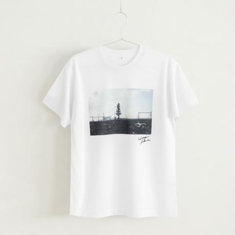【Photo by 福田秀世】Tシャツ「E waste tree」(リサイクルポリエステル)