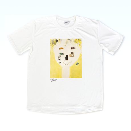 MAGO×BRING T-shirt【plastic smile】 No.3202