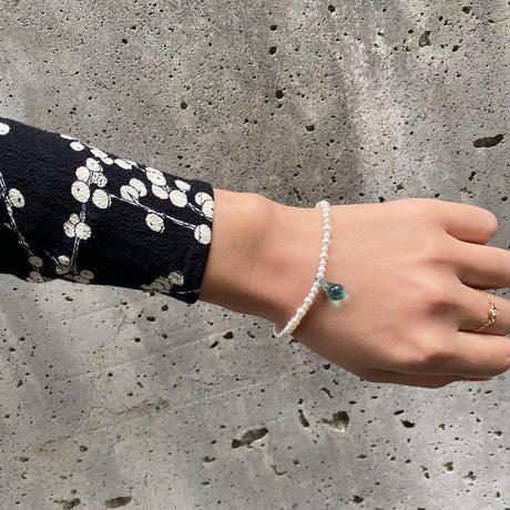 Lune bracelet sea blue