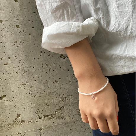 Lune bracelet clear