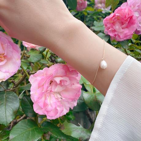 Larme bracelet pearl