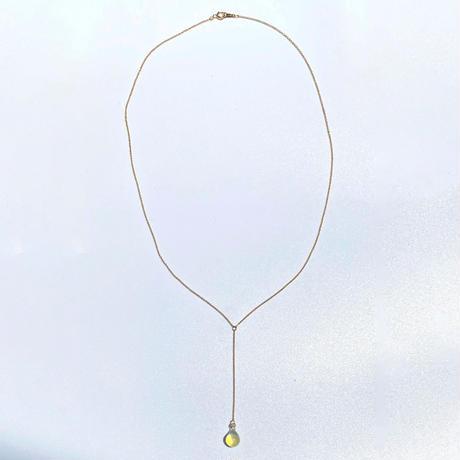 Amu necklace lemon