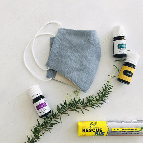 Healing mask set(rescue candy)