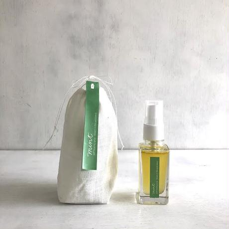 self healing spray mint