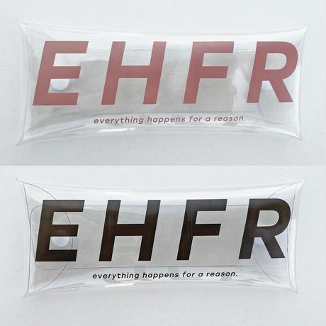 【受注生産】EHFR マルチケース(ピンク / ブラック)