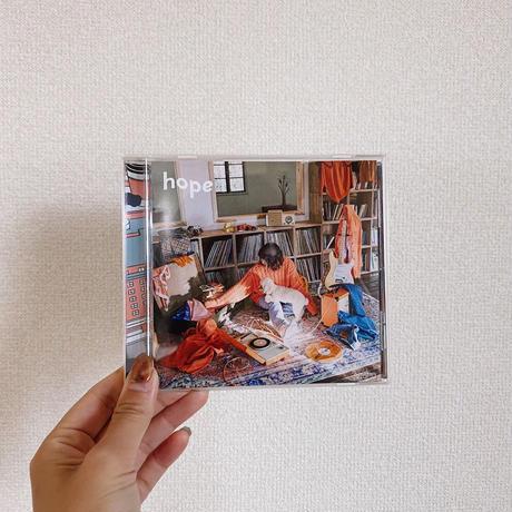 maho 1st E.P. 「 hope 」5曲入り★通常販売