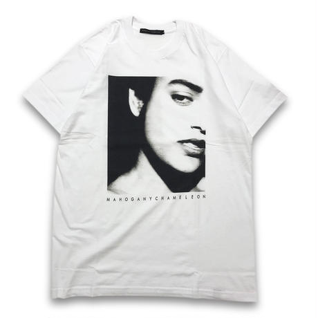 """SALSA LA DIVA"" PHOTO T-SHIRTS (WHITE)"